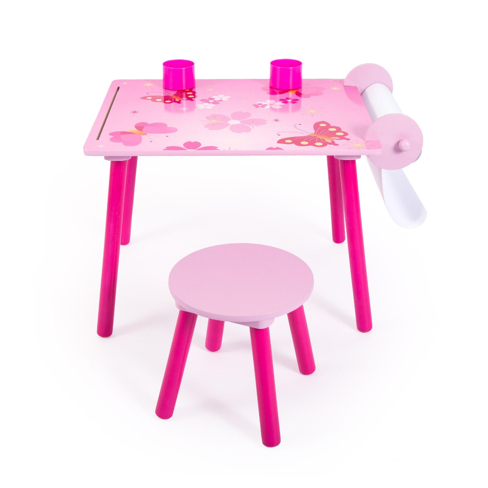 kindermaltisch zeichentisch kinder tisch stuhl spieltisch kindertisch maltisch ebay