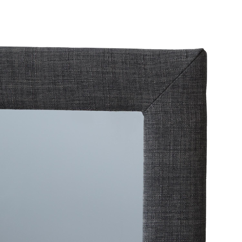 wandspiegel polsterrahmen deko spiegel flur schlafzimmer